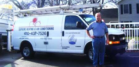 Leave the maintenance stress to our technicians on your next Air Conditioning service in Millersville MD
